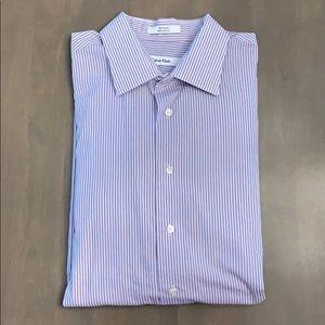 Calvin Klein Dress Shirt 18 34/35